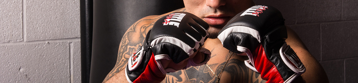 MMA Training / Sparring Gloves