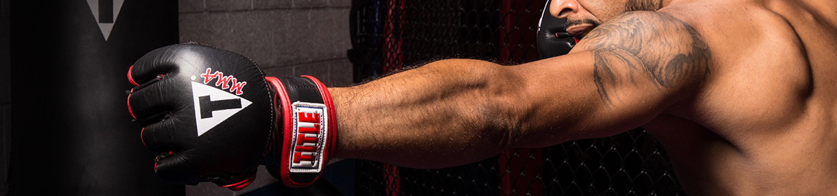 MMA Competition Gloves