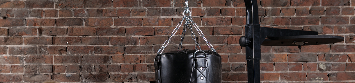 Heavy Bag Hangers & Stands