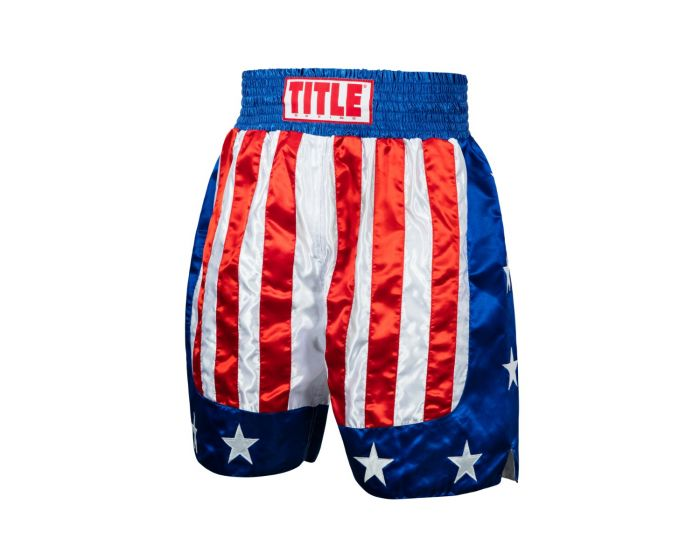 TITLE USA Stock Boxing Trunks