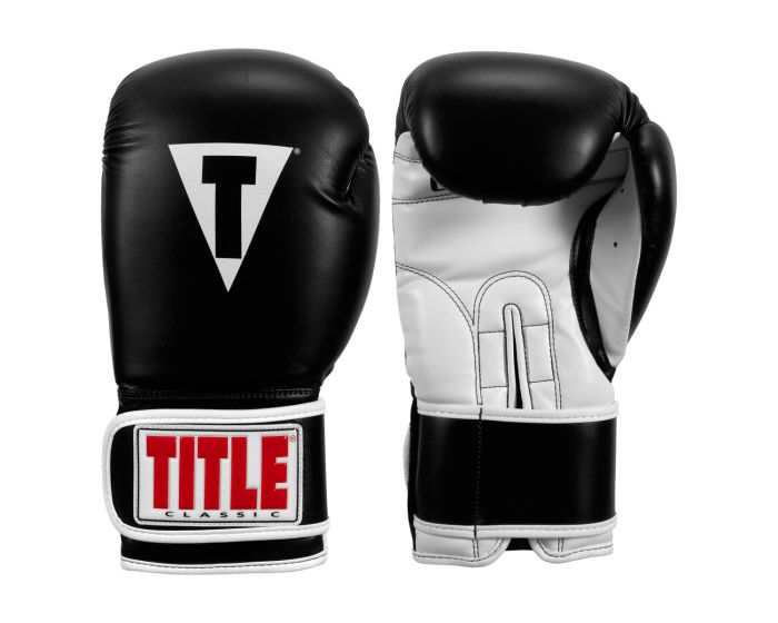 TITLE Classic Pro Style Training Gloves 3.0