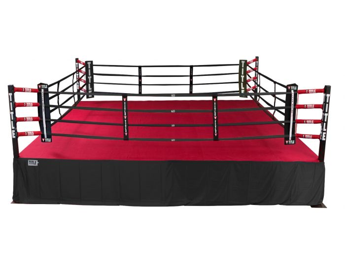 TITLE Professional Training Ring (With Flooring)