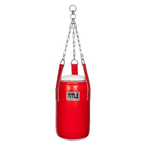 TITLE Boxing Accuracy Heavy Bag