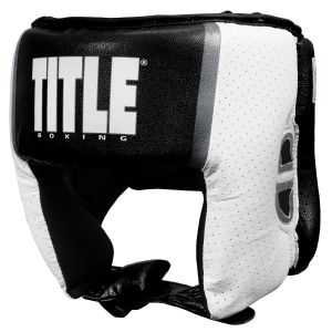 TITLE Aerovent Elite USA Boxing Competition Headgear – Open Face