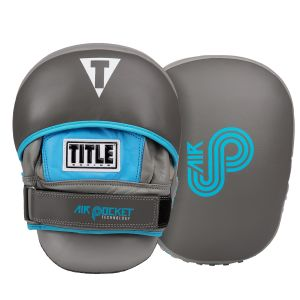 TITLE Air Pocket Technology Punch Mitts