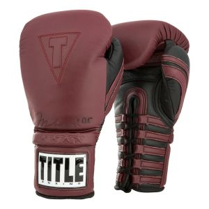 Ali Authentic Leather Lace Training Gloves