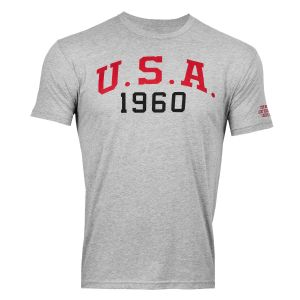 TITLE Boxing Cassius Clay U.S.A. '60 Tee