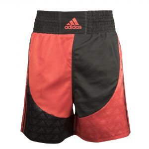 adidas Pro Style Two-Tone Boxing Trunks