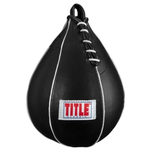 R.A.M Reliable Heavy Duty Boxing Deluxe PRO Speed Bag Ball Swivel Speedball Bag Title MMA