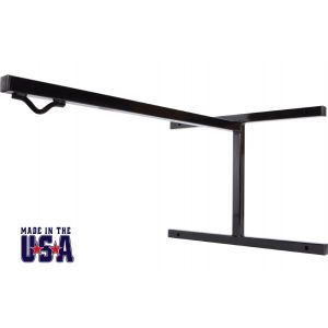 TITLE Gym Quality Double End Bag Wall Hanger