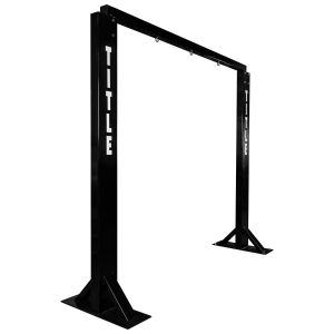 TITLE Deluxe Multi-Unit Heavy Bag Wall Stand