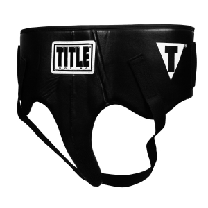 TITLE Boxing Female No-Foul Protector 2.0