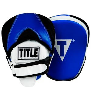 TITLE Flurry Micro Pro Punch Mitts