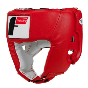 Fighting USA Boxing Competition Open Face Headgear