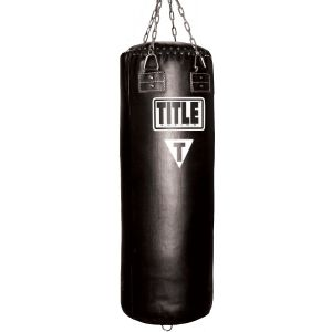 TITLE Professional Choice Leather Heavy Bag
