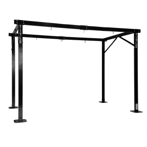 TITLE Heavy Duty Adjustable Pro Bag Stand
