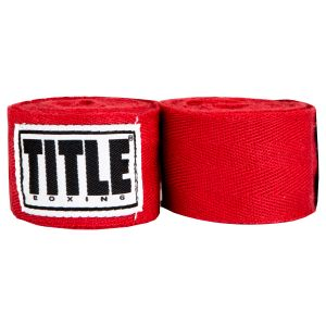 TITLE Traditional Weave Hand Wraps (1 Pair)