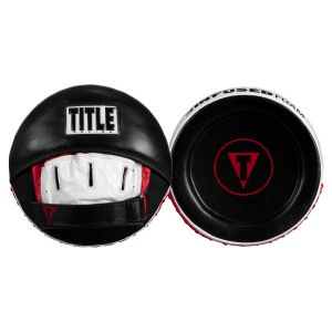 TITLE Boxing Infused Foam Punch Mitts 2.0
