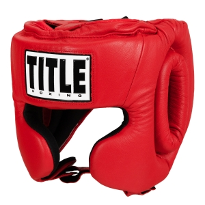 TITLE USA Boxing Masters Competition Headgear
