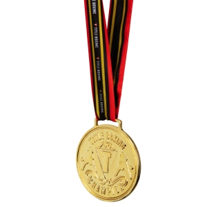 TITLE Boxing Mammoth Championship Medal