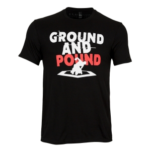 TITLE MMA Ground And Pound MMA Tee
