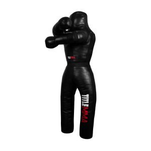 TITLE MMA Youth Grappling & Throwing Dummy 2.0