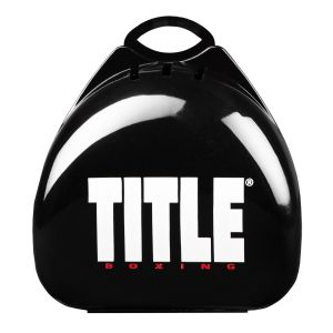TITLE Deluxe Mouthguard Case
