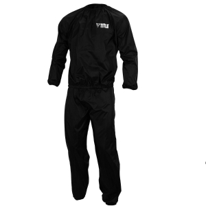 TITLE Exceed Nylon Sauna Suit