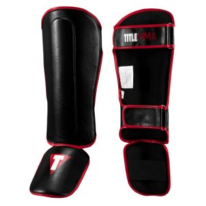 TITLE MMA Perform Stand-Up Shin Guards 2.0