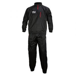 TITLE Platinum Prevail Rubberized Sauna Suit