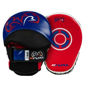 Rival Curved Punch Mitts
