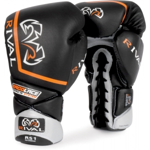 Rival High Performance Lace Pro Sparring Gloves - Long Cuff