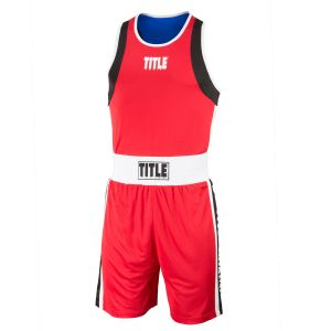 TITLE Reversible Aerovent Elite Amateur Boxing Set 3