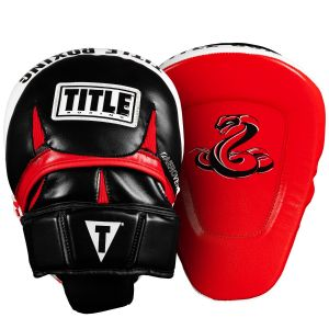 TITLE Serpent Strike Aerovent Punch Mitts