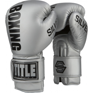 TITLE Silver Series Select Training Gloves