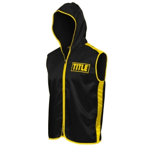 TITLE Boxing Sleeveless Ring Vest