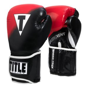 TITLE Speed-Trax Weighted Bag Gloves