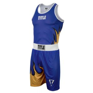 TITLE Aerovent Elite Amateur Boxing Set 12