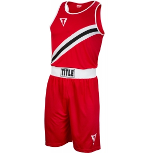 TITLE Aerovent Elite Amateur Boxing Set 6