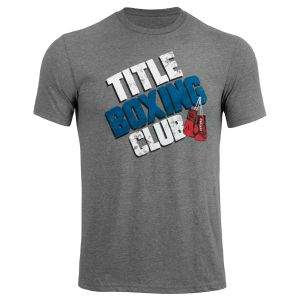 TITLE Boxing Club Shade Tee