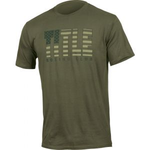 TITLE Boxing Club Military Tee