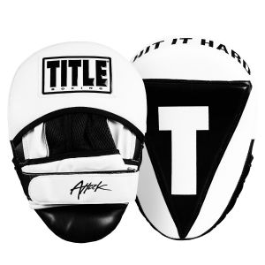 TITLE Attack Big-T Punch Mitts