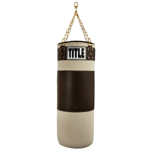 TITLE Throwback Heavy Bag