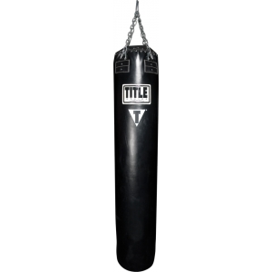 TITLE Boxing Synthetic Thai Heavy Bag (Unfilled)