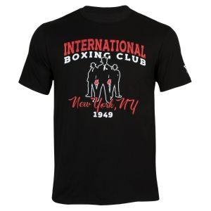 TITLE Boxing Legacy International Boxing Club Tee