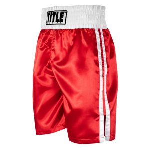 TITLE Professional Boxing Trunks