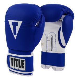TITLE Pro-Style Leather Training Gloves 3.0
