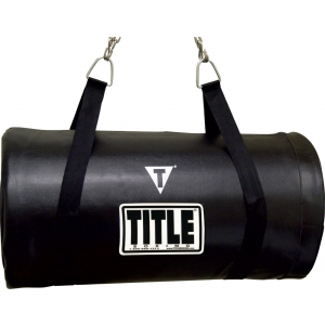 TITLE Synthetic Leather Uppercut Heavy Bag