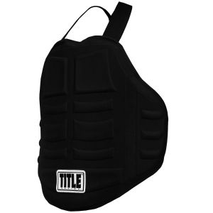 TITLE Ultra Light Molded Chest Guard