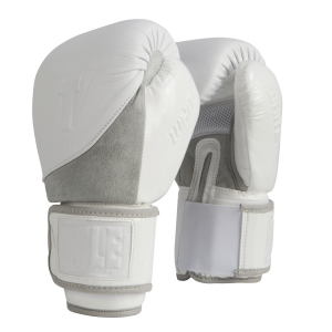 TITLE White Boxing Gloves